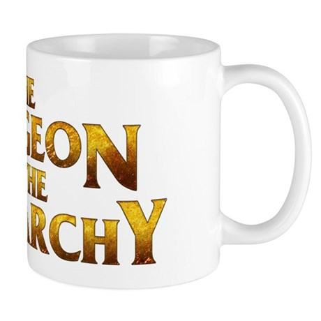 The Dungeon is the Patriarchy Mug