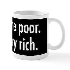 Cache poor Mpad Mug