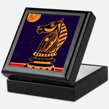 Tiger Knight Keepsake Box
