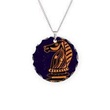 Tiger Knight Necklace