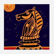 Tiger Knight Tile Coaster
