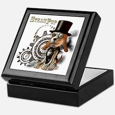 SteamPup Keepsake Box