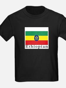 Ethiopia Ash Grey T-Shirt