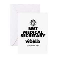 The Best in the World – Medical Secretary Greeting
