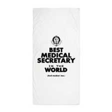 The Best in the World – Medical Secretary Beach To