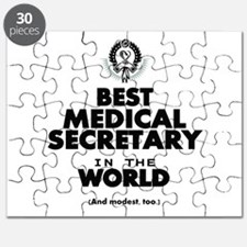 The Best in the World – Medical Secretary Puzzle