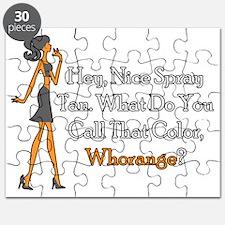 Whorange Puzzle