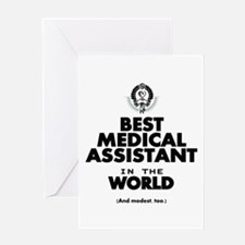 The Best in the World – Medical Assistant Greeting