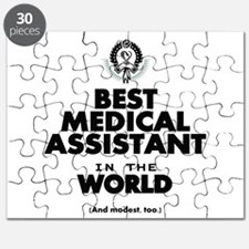 The Best in the World – Medical Assistant Puzzle