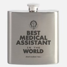 The Best in the World – Medical Assistant Flask