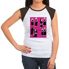 ff nuns 1 Women's Cap Sleeve T-Shirt