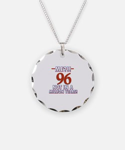 96 years already??!! Necklace