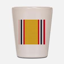 National Defense Service Medal Shot Glass