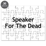 Speaker For The Dead Puzzle