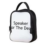 Speaker For The Dead Neoprene Lunch Bag
