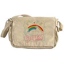 Gayest Shirt Ever Messenger Bag