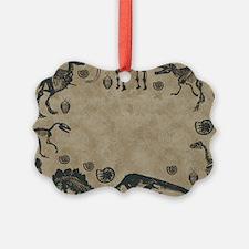 Dinosaurs Ornament