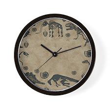 Dinosaurs Wall Clock