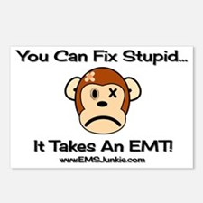 You Can Fix Stupid... Postcards (Package of 8)