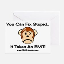 You Can Fix Stupid... Greeting Card