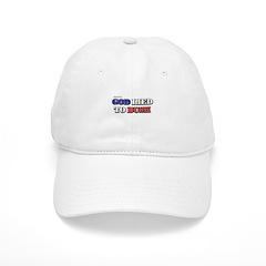 God Lied To Bush Baseball Cap