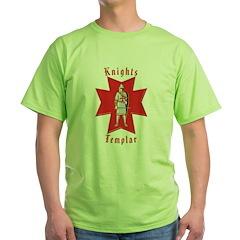 The Knights Templar T-Shirt