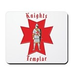 The Knights Templar Mousepad
