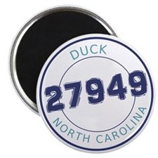 Duck, North Carolina Zip Code Magnet