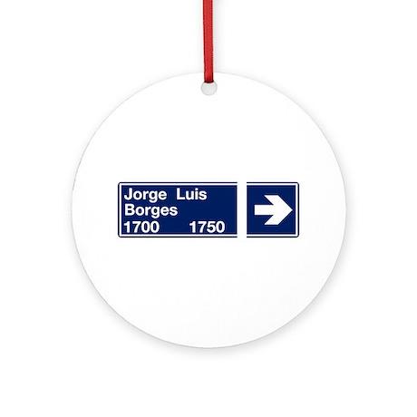 Calle Jorge Luis Borges, Buenos Aires (AR) Ornamen