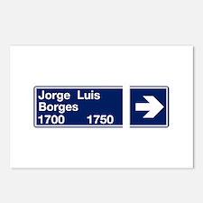 Calle Jorge Luis Borges, Buenos Aires (AR) Postcar