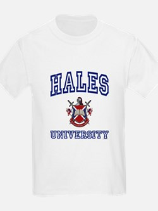 HALES University Kids T-Shirt