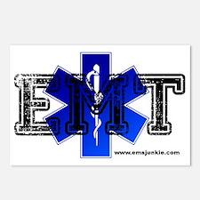 EMT Star of Life Postcards (Package of 8)