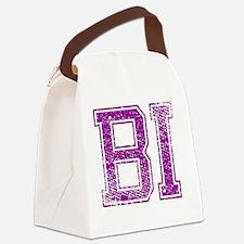 BI, Vintage Canvas Lunch Bag
