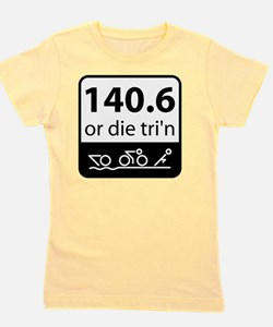 Ironman Or Die Girl's Tee