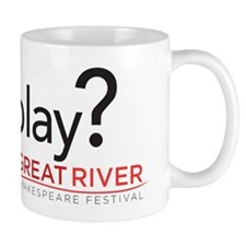 Will. You. Play? Mug