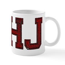 HJ, Vintage Mug