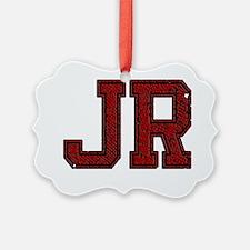 JR, Vintage Ornament