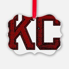 KC, Vintage Ornament
