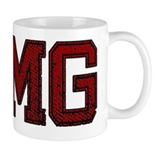 MG, Vintage Mug