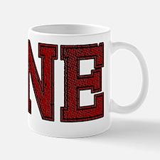 NE, Vintage Mug