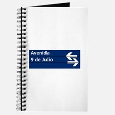 Avenida 9 de Julio, Buenos Aires (AR) Journal