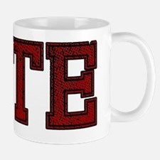 TE, Vintage Mug