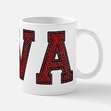 WA, Vintage Mug