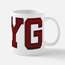 YG, Vintage Mug