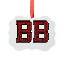 BB, Vintage Ornament