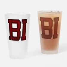 BI, Vintage Drinking Glass