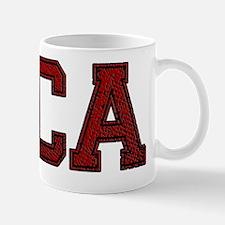 CA, Vintage Mug