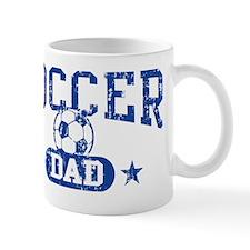 Soccer Dad Blue Mug