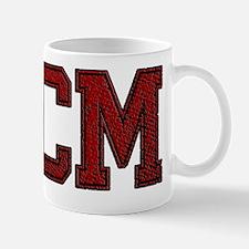 CM, Vintage Mug