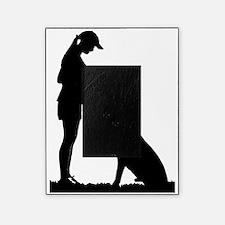German Shepherd Obedience Picture Frame
